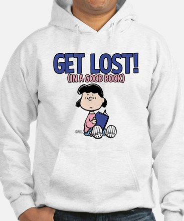Lucy-Get Lost Jumper Hoody