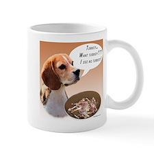 Beagle Turkey Mug