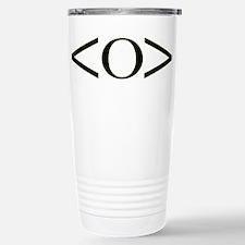 Funny Chest Travel Mug