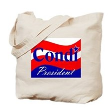 CONDOLEEZZA RICE PRESIDENT 20 Tote Bag
