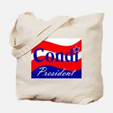 CONDOLEEZZA RICE PRESIDENT 20 Tote Bag