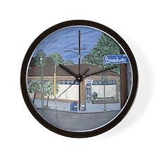 New Orleans K&B Wall Clock