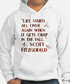 Cool All started Hoodie