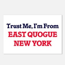 Trust Me, I'm from East Q Postcards (Package of 8)