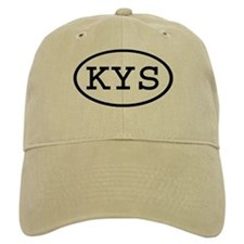 KYS Oval Baseball Cap