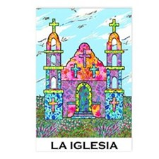 La Iglesia Postcards (Package of 8)