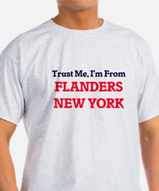 Trust Me, I'm from Flanders New York T-Shirt