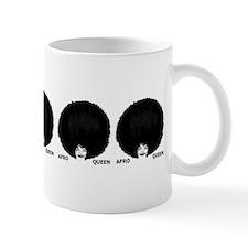 Afro Queen Small Mug