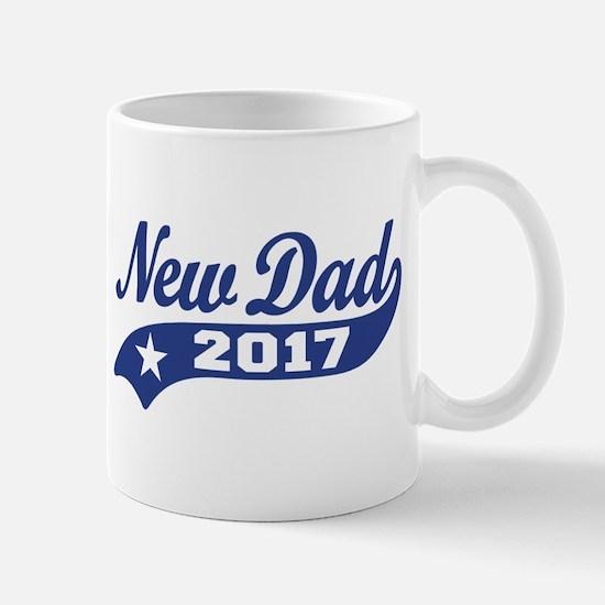 New Dad 2017 Mug