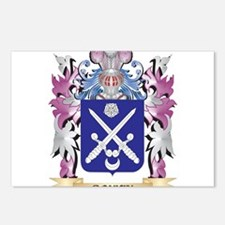 Boykin Coat of Arms (Fami Postcards (Package of 8)