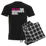 Drummer Men's Dark Pajamas