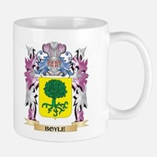 Boyle Coat of Arms (Family Crest) Mugs