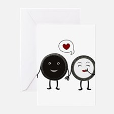 Cookie Love Greeting Cards