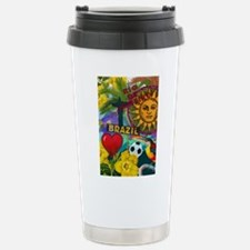 Cute Vintage carnival Travel Mug