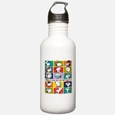 Snoopy-You Can Be Anyt Water Bottle