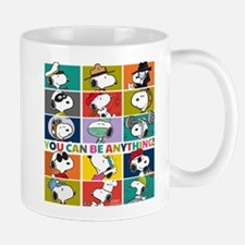Snoopy-You Can Be Anything Mug