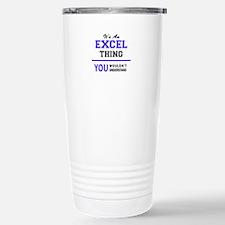 Unique Excelling Travel Mug