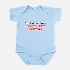 Trust Me, I'm from Hampton Bays New York Body Suit