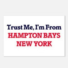 Trust Me, I'm from Hampto Postcards (Package of 8)