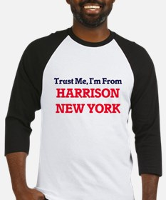 Trust Me, I'm from Harrison New Yo Baseball Jersey