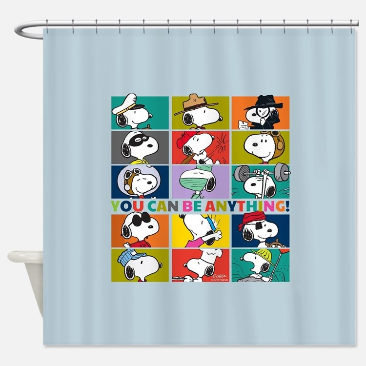Curtains Ideas snoopy shower curtain : Classroom Shower Curtains | Classroom Fabric Shower Curtain Liner