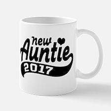 New Auntie 2017 Mug