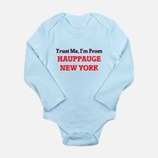 Trust Me, I'm from Hauppauge New York Body Suit