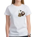 Three Pigeons Women's T-Shirt