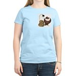 Three Pigeons Women's Light T-Shirt