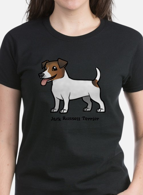Cute Dogs jack russell Tee