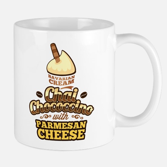 Chai Chococcino Mugs