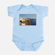 Oia Greece Santorini Island Travel Body Suit
