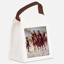 Cute Manuel Canvas Lunch Bag