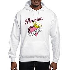 Peruvian Princess Hoodie Sweatshirt
