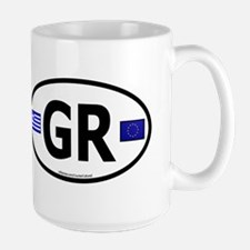 Greek Euro Mugs