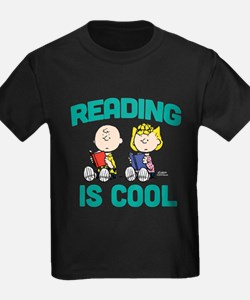 Charlie & Sally Brown-Reading is T
