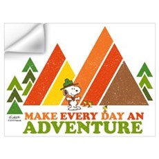 Snoopy-Make Every Day An Adventure Wall Art Wall Decal