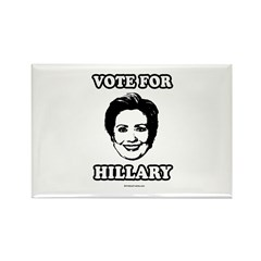 Vote for Hillary Rectangle Magnet (10 pack)