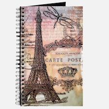 Eiffel tower collage Journal