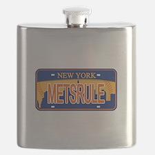 Mets Rule Flask