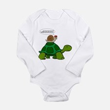 Snail & Turtle Body Suit