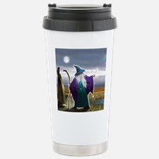 Cute Merlin Travel Mug