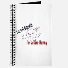 Dire Bunny Journal