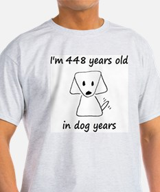 64 Dog Years 6-1 T-Shirt