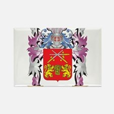 Brennand Coat of Arms (Family Crest) Magnets
