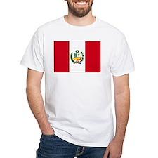 Peruvian Flag Shirt