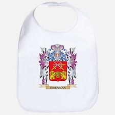 Brennan Coat of Arms (Family Crest) Bib