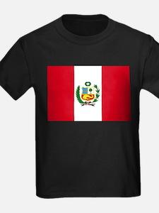 Peruvian Flag T