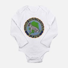 Alaska Trooper K9 Infant Creeper Body Suit