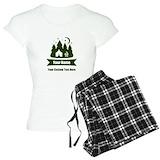Camping T-Shirt / Pajams Pants